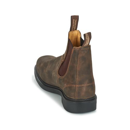 Schoenen KJKHGDsdgjdiJKJHM  Blundstone COMFORT DRESS BOOT Bruin