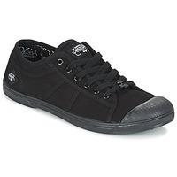 Schoenen Dames Lage sneakers Le Temps des Cerises BASIC 02 Zwart