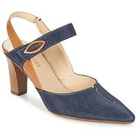 Schoenen Dames pumps France Mode PASTEL SE TA Bruin / Blauw