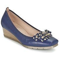 Schoenen Dames pumps Hispanitas DEDITA Blauw