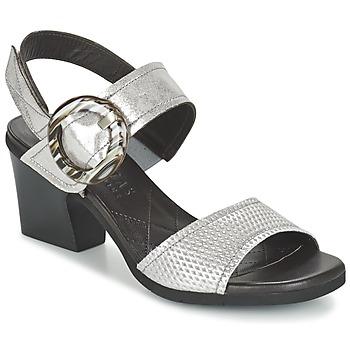 Schoenen Dames Sandalen / Open schoenen Hispanitas DADOMPI Zilver