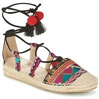 Schoenen Dames Espadrilles Coolway BAMBURI Multicolour