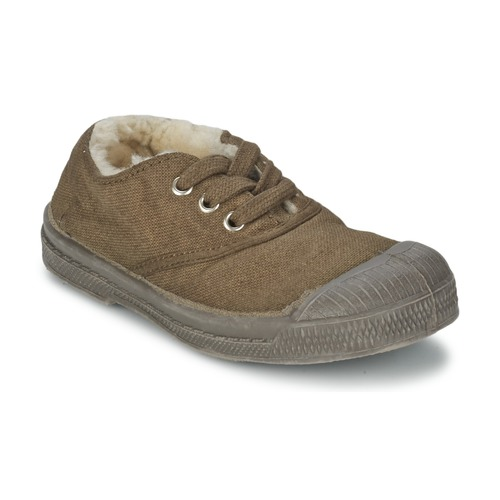 Schoenen Kinderen Lage sneakers Bensimon TENNIS FOURREES Bruin