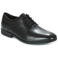 Schoenen Heren Derby Rockport SC PLAIN TOE Zwart