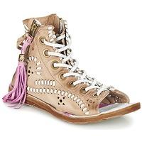 Schoenen Dames Sandalen / Open schoenen Airstep / A.S.98 RAMOS Bruin / Clair