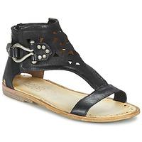 Schoenen Dames Sandalen / Open schoenen Airstep / A.S.98 TUNNEL Zwart