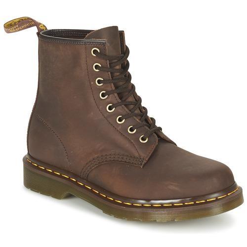 Schoenen Laarzen Dr Martens 1460 Bruin / Donker