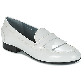 Schoenen Dames Mocassins Arcus NATICE Wit