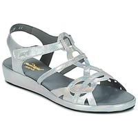 Schoenen Dames Sandalen / Open schoenen Arcus SALON Zilver
