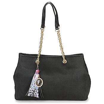 Tassen Dames Tote tassen / Boodschappentassen Versace Jeans E1VPBBP2 Zwart