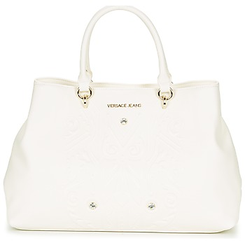 Tassen Dames Handtassen lang hengsel Versace Jeans E1VPBBF5 Wit