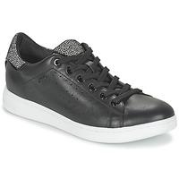 Schoenen Dames Lage sneakers Geox JAYSEN A Zwart