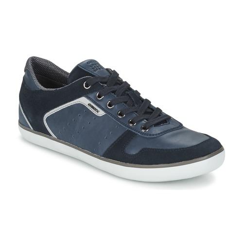 Schoenen Heren Lage sneakers Geox BOX Marine
