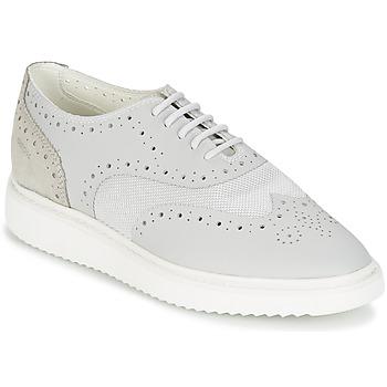 Schoenen Dames Lage sneakers Geox THYMAR B Grijs