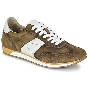 Schoenen Heren Lage sneakers Geox VINTO A Ebony