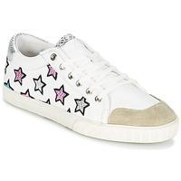 Schoenen Dames Lage sneakers Ash MAJESTIC Wit