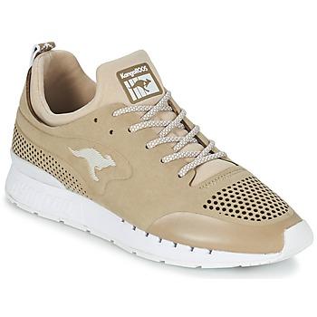 Schoenen Lage sneakers Kangaroos COIL 2.0 MONO Beige