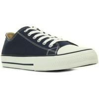 Schoenen Dames Lage sneakers Victoria Zapatilla Basket Blauw