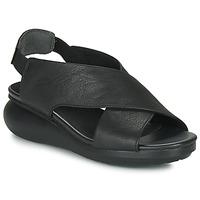 Schoenen Dames Sandalen / Open schoenen Camper BALLOON Zwart