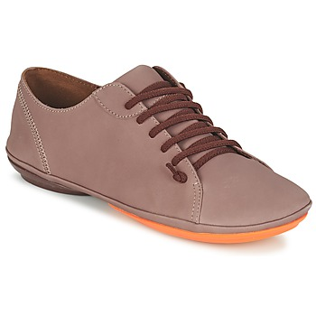 Schoenen Dames Derby Camper RIGHT NINA Roze