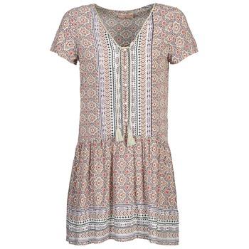 Textiel Dames Korte jurken Moony Mood GLOSE Multi