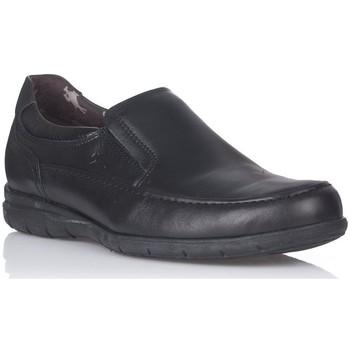 Schoenen Heren Mocassins Fluchos 8499 Zwart