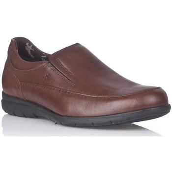 Schoenen Heren Mocassins Fluchos 8499 Bruin