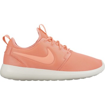 Schoenen Dames Lage sneakers Nike Roshe Two Sinaasappel-Wit