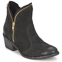 Schoenen Dames Laarzen Casual Attitude LALE Zwart