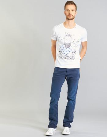 Textiel Heren Straight jeans Replay WAITOM Marine