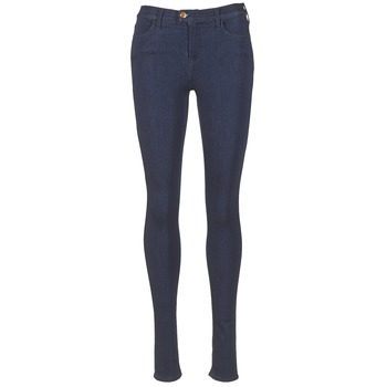 Textiel Dames Skinny Jeans Replay TOUCH Blauw / Brut