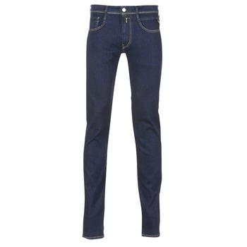Textiel Heren Skinny jeans Replay WOUAPO Blauw / Brut