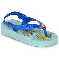 Schoenen Kinderen Teenslippers Havaianas BABY DISNEY CUTIES Blauw