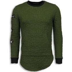 Textiel Heren Sweaters / Sweatshirts John H 3D Numbered Pocket - Long Fit 25