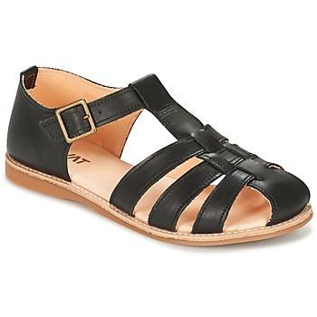 Schoenen Dames Sandalen / Open schoenen Kavat LOTTA Zwart