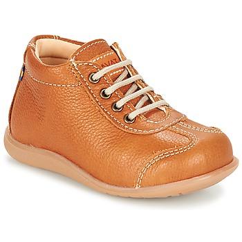 Schoenen Kinderen Laarzen Kavat ALMUNGE Bruin