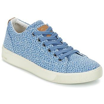 Schoenen Dames Lage sneakers PLDM by Palladium TILA Blauw