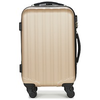 Tassen Valise Rigide David Jones CHAUVETTA Goud
