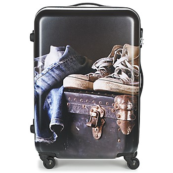 Tassen Valise Rigide David Jones ACHIDATA 84L Multi