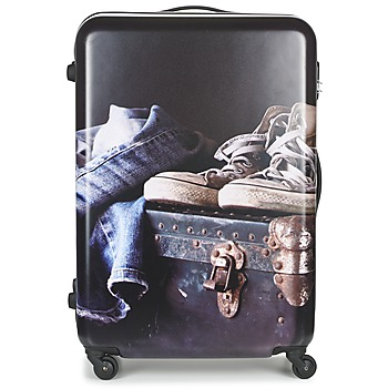 Tassen Valise Rigide David Jones ACHIDATA 116L Multicolour