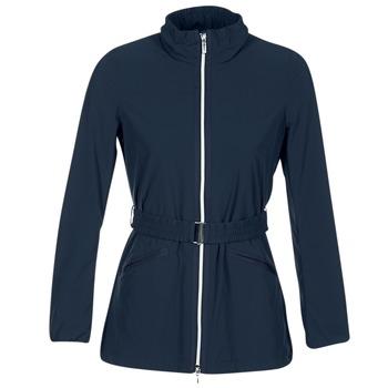 Textiel Dames Wind jackets Geox TRIDE Marine