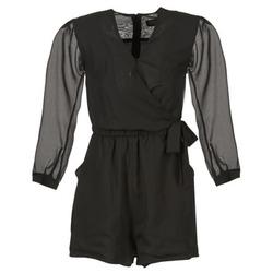 Textiel Dames Jumpsuites / Tuinbroeken Eleven Paris CAKE Zwart