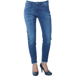 Textiel Dames Straight jeans Maison Scotch Petit Ami Blauw Away Denim