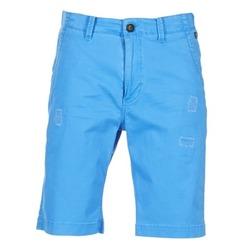 Textiel Heren Korte broeken / Bermuda's Petrol Industries CHINO Blauw