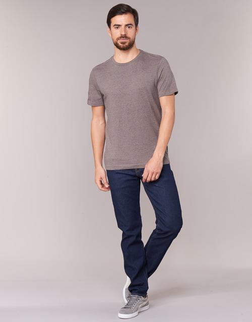 Textiel Heren Straight jeans Levi's 502 REGULAR TAPERED Chain