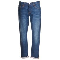 Textiel Dames Boyfriend jeans Levi's 501 CT Crate / Digger