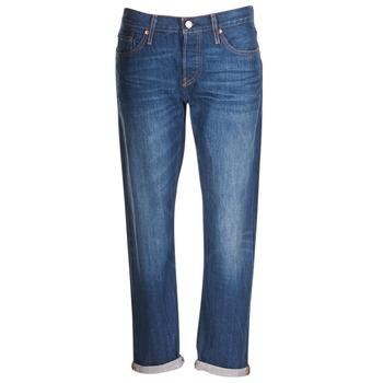 Textiel Dames Boyfriend jeans Levi's 501 CT