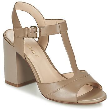 Schoenen Dames Sandalen / Open schoenen Café Noir GIMOTTI Taupe