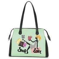 Tassen Dames Handtassen lang hengsel Braccialini SHOPLOVER Groen