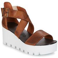 Schoenen Dames Sandalen / Open schoenen Sweet Lemon SUBWAY Bruin